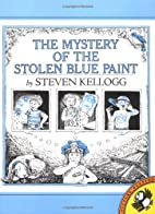 The Mystery of the Stolen Blue Paint by…
