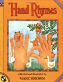 Brown, Marc Tolon: Hand Rhymes