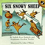 Judith Ross Enderle: Six Snowy Sheep (Picture Puffins)