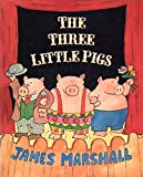 Marshall, James: The Three Little Pigs (Picture Puffin Books)