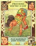 Marzollo, Jean: Pretend You're a Cat (Picture Puffins)