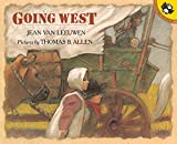 Van Leeuwen, Jean: Going West (Picture Puffins)