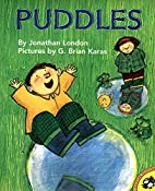 Puddles by Jonathan London