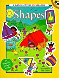 Llewellyn, Claire: Shapes (A Math Discovery Sticker Book with 35 Reusable Stickers Inside!)