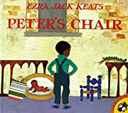 Peter's Chair (Picture Puffin Books) by Ezra…