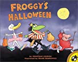 London, Jonathan: Froggy's Halloween