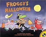London, Jonathan: Froggy's Halloween