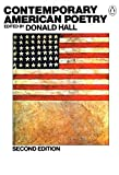 Hall, Donald, Ed: Contemporary American Poetry