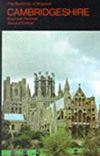 Cambridgeshire (The Buildings of England) by…