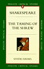 The Taming of the Shrew (Critical Studies,…