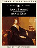Brontë, Anne: Agnes Grey (Penguin audiobooks)
