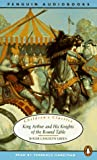 Green, Roger Lancelyn: King Arthur and His Knights of the Round Table (Audio Cassette/Abridged)