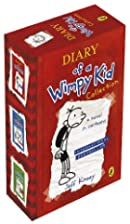 Diary of a Wimpy Kid, Books 1-3 by Jeff…