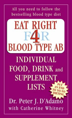 eat-right-for-blood-type-ab-individual-food-drink-and-supplement-lists