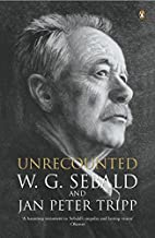 Unrecounted by W. G. Sebald