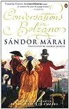 Marai, Sandor: Conversations in Bolzano