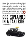 Arden, Paul: God Explained in A Taxi Ride