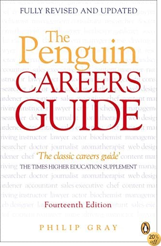 The Penguin Careers Guide 14e: 14th Edition