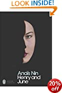 Henry and June: (From the Unexpurgated Diary of Anais Nin) (Penguin Modern Classics)