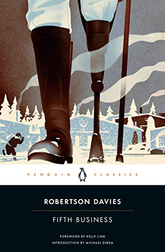 the death of a boy staunton in the novel fifth business by robertson davies Some quotes from fifth business, by robertson davies fifth business one of the central characters is boy staunton.