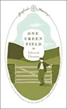 One Green Field (English Journeys) by Edward…