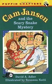 Cam Jansen: The Scary Snake Mystery #17 by…