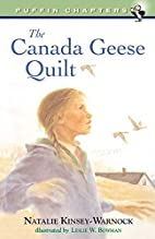 The Canada Geese Quilt by Natalie…