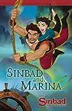 Hapka, Cathy: Sinbad and Marina chapter book - UK ed.