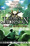 Percy Jackson and the Sea of Monsters cover image