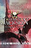 Percy Jackson and the Titan's Curse cover image