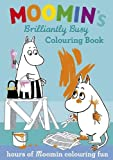 Tove Jansson: Moomins Brilliantly Busy Colouring Book