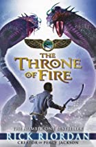 Throne of Fire, the by Rick Riordan