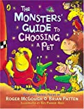 Patten, Brian: The Monsters' Guide to Choosing a Pet