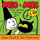 Nicoll, Helen: Meg and Mog Touch and Feel Counting Book