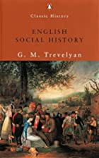 English Social History by G.M. Trevelyan