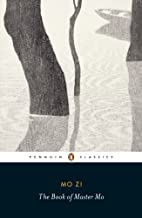 The Book of Master Mo (Penguin Classics) by…