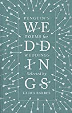 Penguin's Poems for Weddings by Laura…