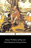 Sidney, Philip: Sidney's the Defence of Poesy and Selected Renaissance Literary Criticism