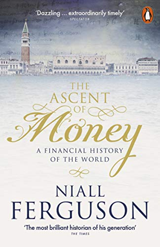 Cover of The Ascent of Money by Niall Ferguson