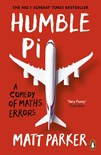 Cover of Humble Pi by Matt Parker