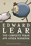 Lear, Edward: The Complete Verse and Other Nonsense
