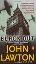 Black Out by John Lawton