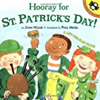 Hooray for St. Patrick's Day!…