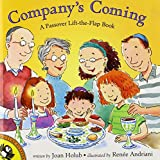 Holub, Joan: Company's Coming: A Passover Lift-the-Flap Book