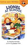 Krensky, Stephen / Natti, Susanna (Illustrator): Lionel at School