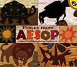 Aesop: Fables from Aesop (Picture Puffin Books)