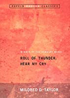 Roll of Thunder, Hear My Cry by Mildred D.…