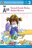 Danziger, Paula: Second Grade Rules, Amber Brown