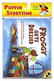 London, Jonathan: Froggy Gets Dressed (book and CD)(Puffin Storytime)