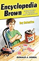 Encyclopedia Brown, Boy Detective by Donald…